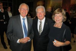 Ottawa 25 Sept 2014 Mit Joachim Gauck und Daniela Schadt